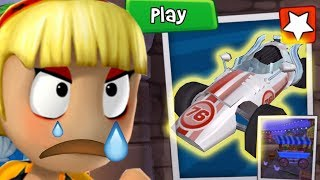 Roxie Roller Cry | beach buggy racing 2
