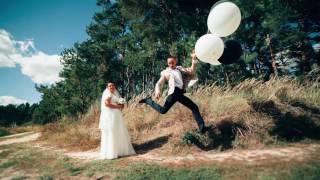 Свадебное слайд-шоу Галя и Дима 10 09 2016