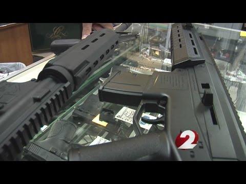 The AG said the gun John Crawford had was a BB gun
