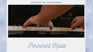 PERSONENT HODIE - PIANO SOLO BY DAVID HICKEN (sheet music for piano)