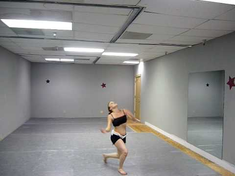 Dancing Elisa