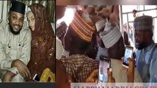 Cikakken videon daurin auren Adam A Zango da Amarya sofy
