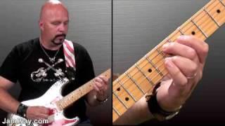 Video Guitar Lesson on Star Spangled Banner