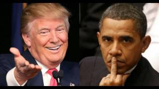 you won t believe what president trump just did to obama s pension barack is pissed