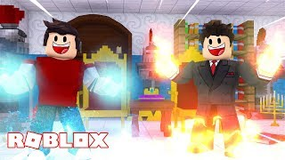 WE TURN POWERFUL WIZARDS INTO ROBLOX!