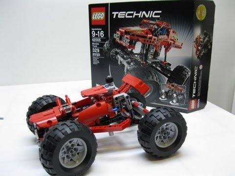 lego technic 42005 b model super buggy review youtube. Black Bedroom Furniture Sets. Home Design Ideas
