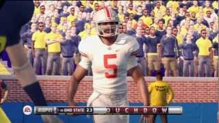 NCAA Football 13: Review & First Impressions of NCAA 13 w/Nadasfan
