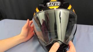 ax 8 agv helmet