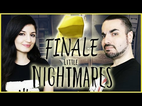 FINALE - Little Nightmares (Restiamo impietriti)