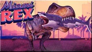 Miami Rex Game Walkthrough (All levels)