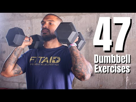 47 CrossFit® dumbbell exercises to add to your next CrossFit workout