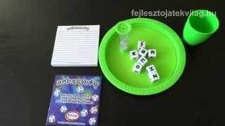 Popular Playthings, Ambiguity játékszabály, szókincsfejlesztő társasjáték, 8-99 év