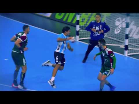 Argentina 25:25 Hungary (Group D) | IHFtv - Germany Denmark 2019
