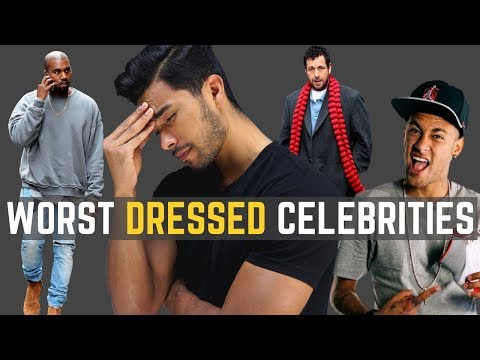 The WORST Dressed Celebrities | Style MISTAKES You Should Avoid!