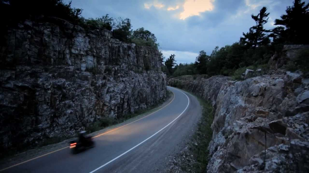 Discover The Best Motorcycle Routes In
