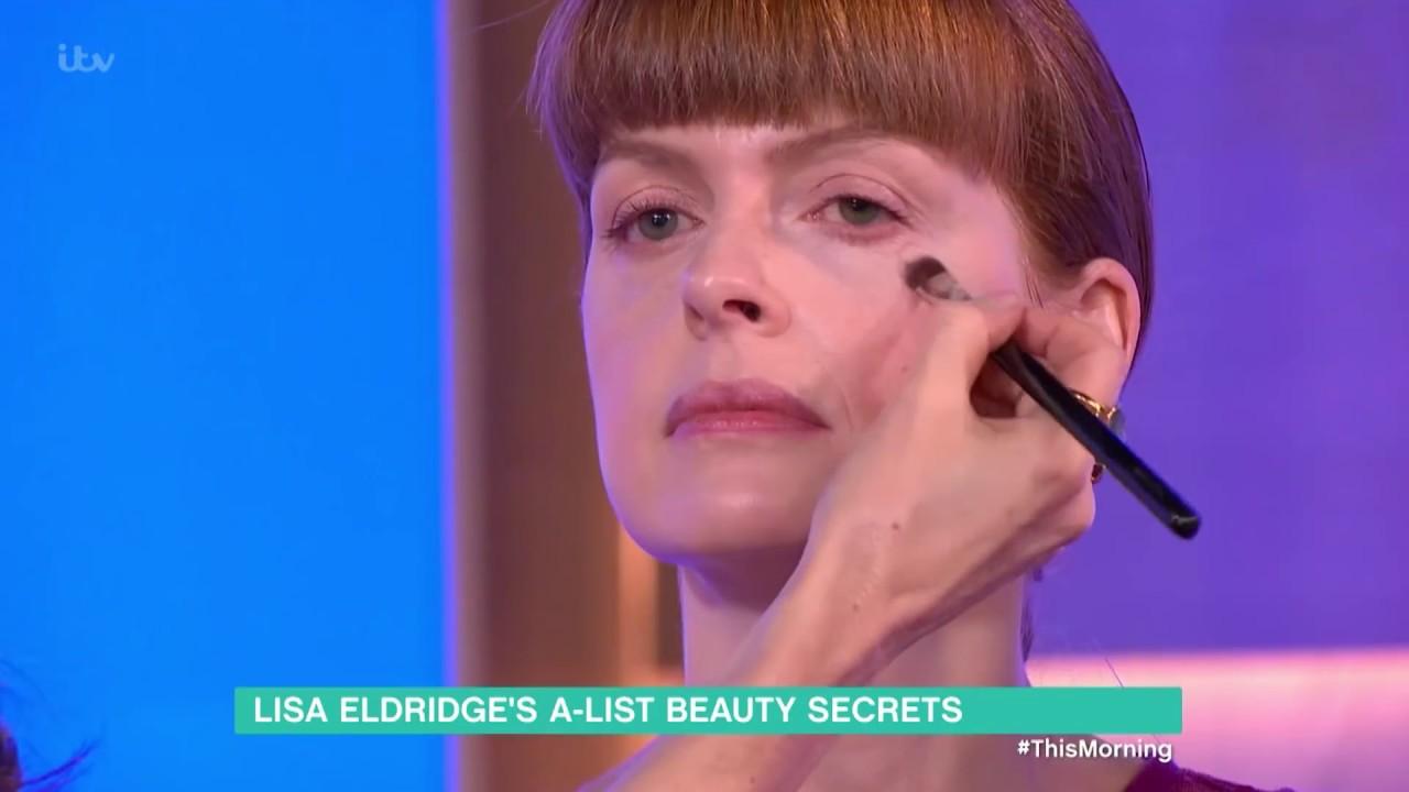 Lisa Eldridge's Beauty Secrets - Hide Undereye Bags   This Morning