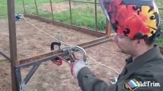 Как варить петли(В видео показано как приваривать петли., 2015-10-05T11:06:59.000Z)