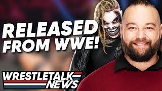 BREAKING: Bray Wyatt Released From WWE | WrestleTalk News