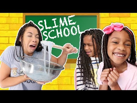 Slime School Homework Prank Fail - New Toy School