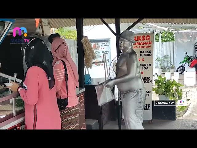 Banyuwangi - Mengais Rezeki Lewat Jalan Menjadi Silverman