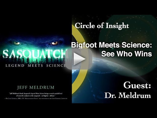 Bigfoot Meets Science: See Who Wins