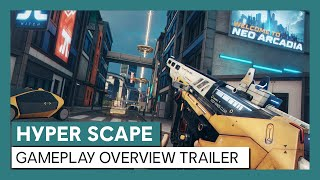 Hyper Scape: Gameplay Overview Trailer