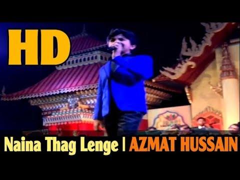 AZMAT HUSSAIN | Naina Thag Lenge | LIVE CONCERT | Omkara (2006)