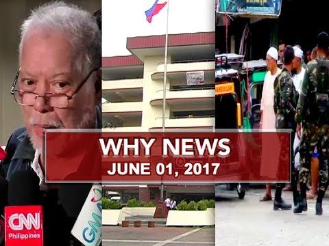 UNTV: Why News (June 01, 2017)