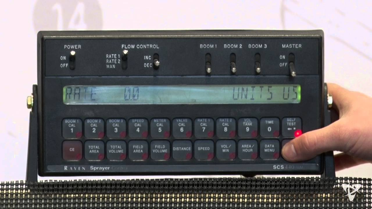 medium resolution of dyterra talks how to change raven 440 console settings