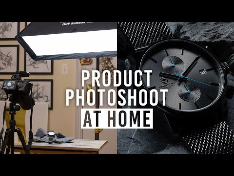 Product Photography At Home: Beginner to Intermediate Photography Tips | 3 Quick Tips