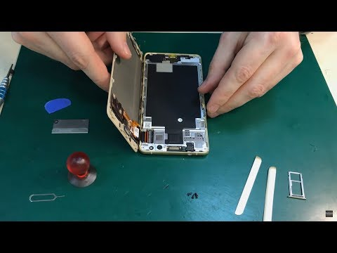 Lenovo P2 P2a42 - полная разборка / Complete Disassembly