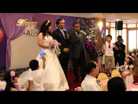Tuvalu Ambassador Minute Alapati Taupo's Congratulatory Speech at Nakibae's Wedding