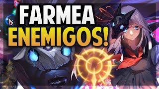 ¡KINDRED ES INMORTAL! | RUTA DE COUNTER JUNGLA | League of Legends