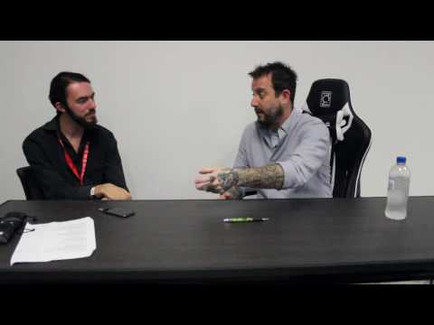 An Interview with Geoff Ramsey - RTX Sydney 2017