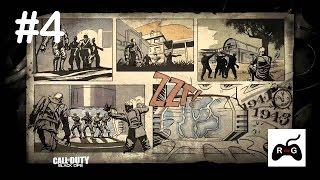 Call of Duty - Black Ops : Zombies (Kino Der Toten Solo) #4 - Gameplay Español