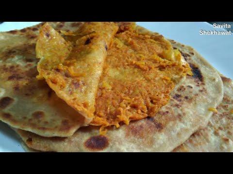 स्वादिष्ट मूली के पराठें | Mooli Ka Partha Recipe in Hindi Video | Mooli Paratha Recipe
