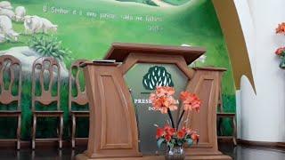 Culto dia 02/12/18 - Rev. Márcio Cunha