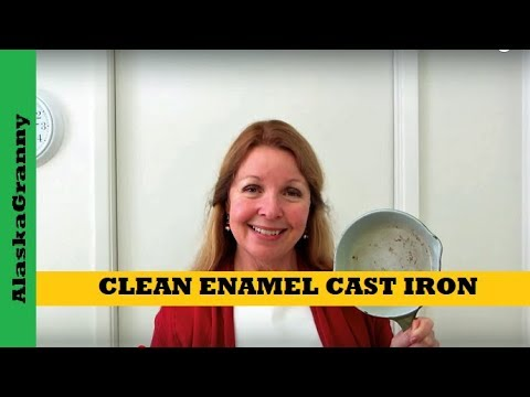 Generate How To Clean Enamel Cast Iron Pots And Pans Snapshots