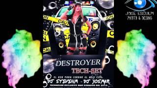 destroyer tech set b2b dj stevenm dj yosmarl 2015