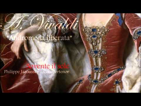 """Philippe Jaroussky - """"Sovente il Sole"""" -  Vivaldi"""