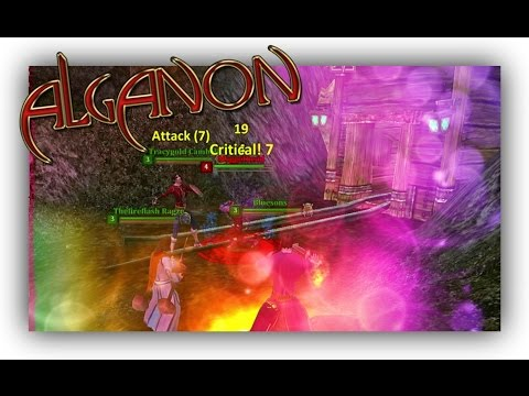 Let's play Alganon – Episode 2 [Let's team up]