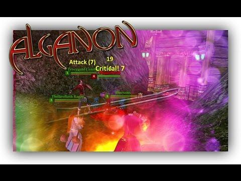 Let's play Alganon – Episode 2 [Let's team up]