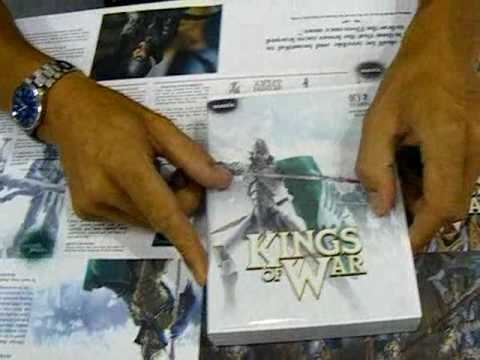 Mantic Games Interview, Gen Con 2009