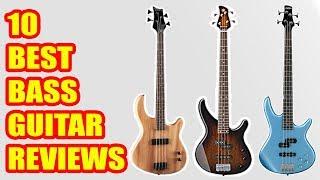10 Best Bass Guitars Review 2018 | What Bass Should I Buy ? #bassguitar