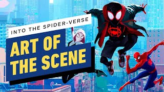 Spider-Man: Into the Spiderverse's \