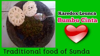 Download lagu Resep Karedok Leunca Traditional food MP3
