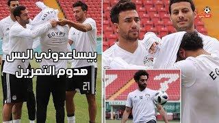 مفاجأة جديدة في مشاركة محمد صلاح بمباراة مصر وروسيا بكأس العالم !!