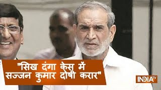 Sajjan Kumar Convicted In 1984 Anti-Sikh Riots, Sentenced To Life Term