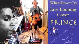 When Doves Cry (Prince Looping Cover) cronkite satellite