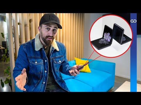 ექსკლუზივი  Samsung Galaxy Z Flip  ის პირველი შთაბეჭდილებები